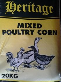 Mixed Poultry Corn