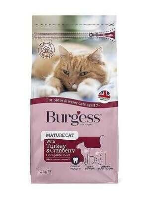 Burgess Mature Cat