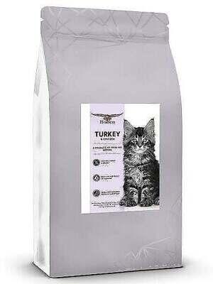 Hunters Connoisseur Kitten - Turkey Chicken
