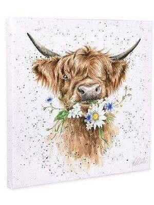 wrendale daisy coo card