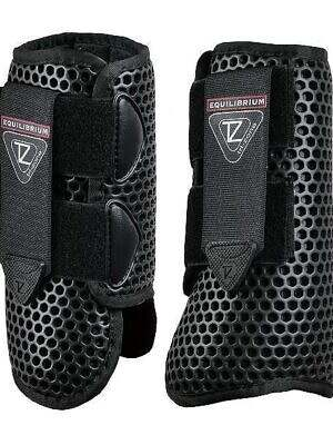Equilibrium Tri-Zone All Sports Boots Black