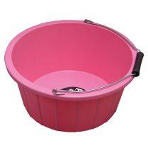 feed bucket pink