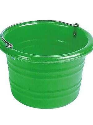 STUBBS Jumbo Feed Water Bucket green