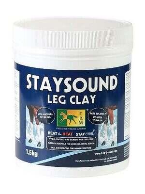 TRM-Staysound leg clay