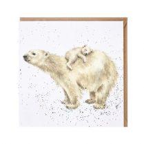 wrendale bear hug card