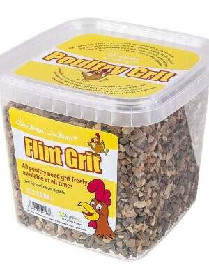 Agrivite Chicken Lickin Flint Poultry Grit