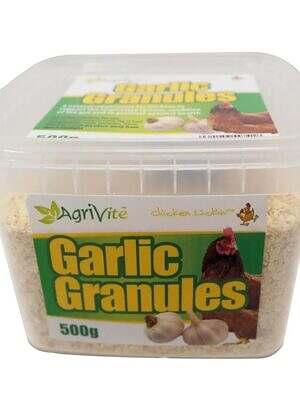 Agrivite Chicken Lickin Garlic Granules