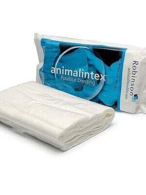 animalintex poultice dressing