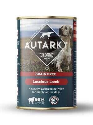 Autarky Luscious Lamb Wet grain free