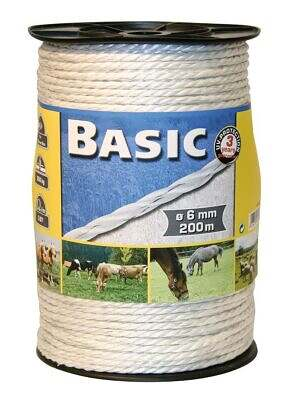 Basic Fencing Rope SSteel Wires