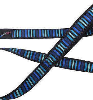 blue block-dog-lead