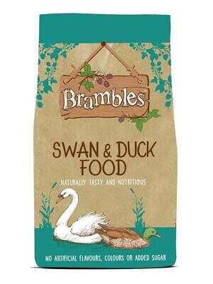 brambles swan food