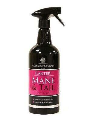 canter mane and tail conditioner 1litre