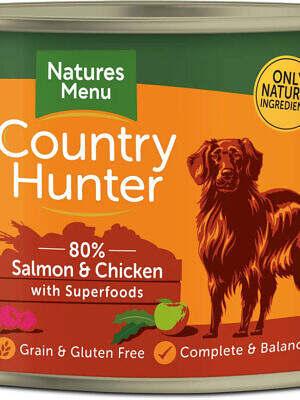 Country Hunter Salmon & Chicken