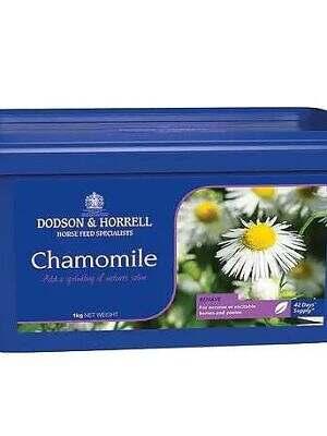 d&H chamomile flowers