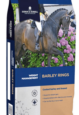 Dodson and Horrell Barley Rings