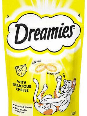 dreamies-cheese-60g