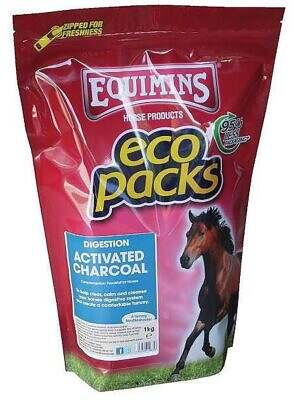 equimins activated charcoal