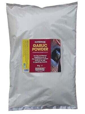 equimins garlic powder 3kg refill