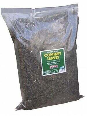 equimins-straight-herbs-comfrey-leaves