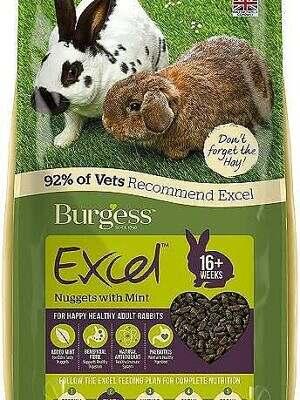excel rabbit nuggets 10k