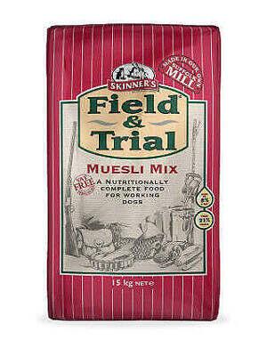 field trial Museli-Mix