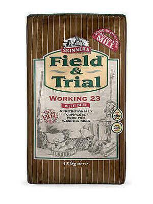 field trial Working-23
