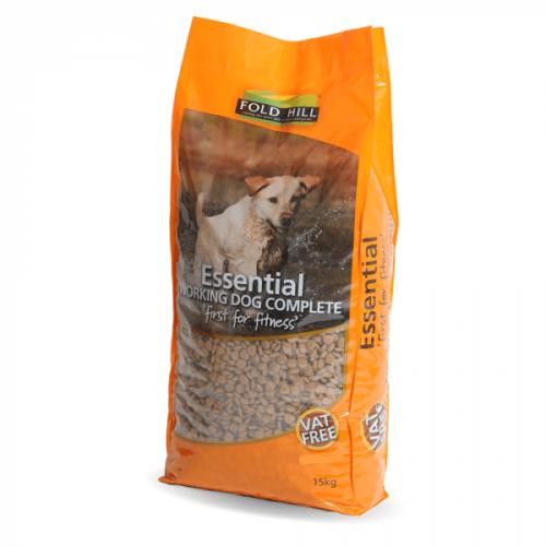 foldhill essential working dog