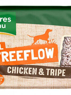 free flow chicken and tripe