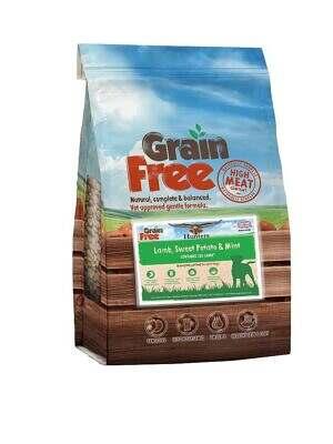 grain free lamb