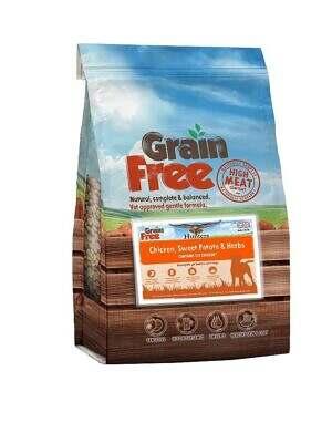 grain free chicken