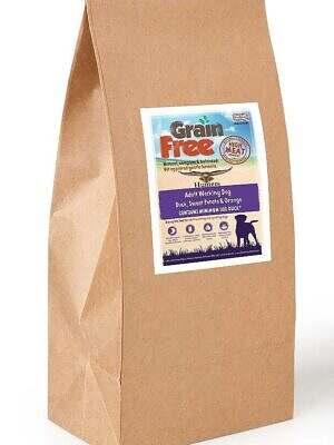 Grain Free working Dog Duck