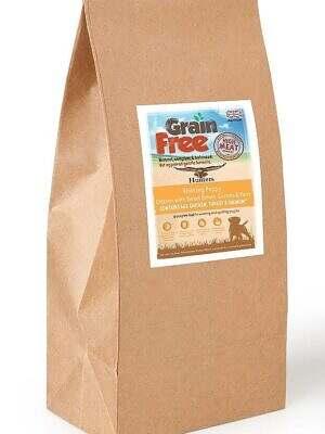 Grain Free Puppy Chicken working dog