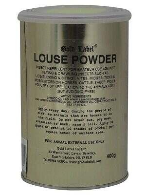 Gold Label Louse Powder - 400 Gm