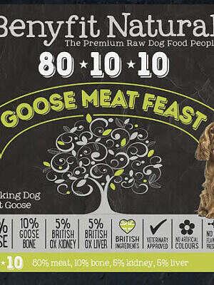 goose meat feast
