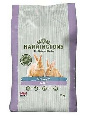 harringtons optimum rabbit 10k