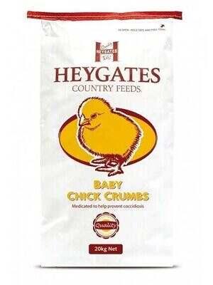 heygates baby chick crumbs