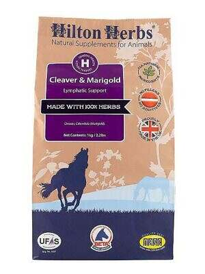 hilton herbs cleaver and marigold