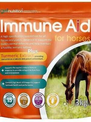 immune aid for horses
