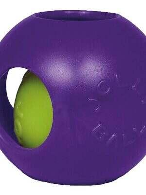 Jolly Pets Teaser Ball 8 - Purple