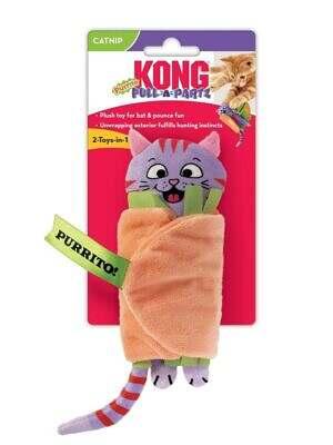 kong pull a part purrito
