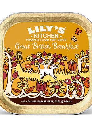 lilys great british breakfast