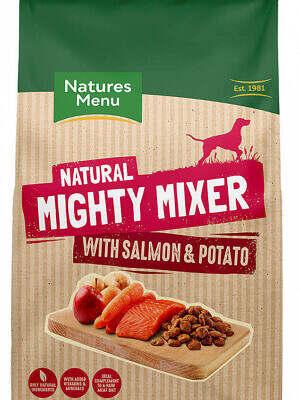 mighty mixer salmon potato
