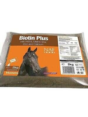 NAF Biotin Refill Bag