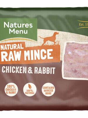 naturesmenu chicken and rabbit