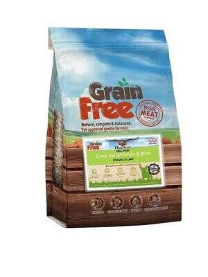 grain free small breed lamb