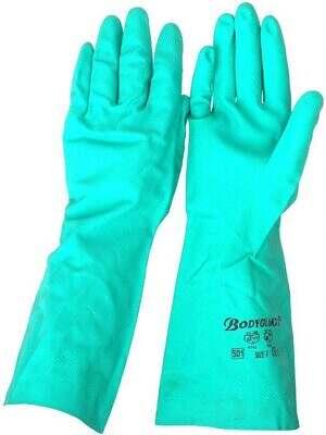 nitrile chem gloves