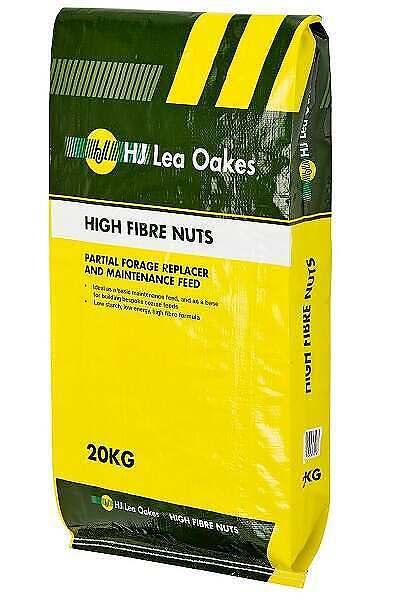 oakes high fibre nuts