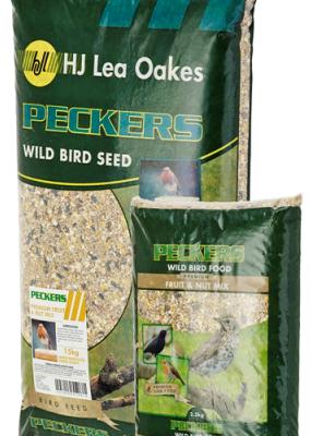 peckers premium wild bird seed