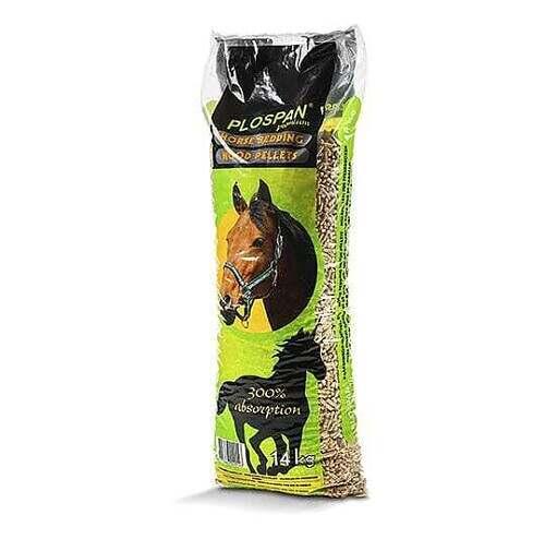 plospan horse bedding wood pellets